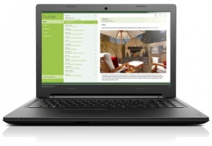 "IdeaPad 100-15IBD 80QQ00BNPB W10 HOME STD i5-5200U/4GB/1TB/INTEGRATED/15.6"" BLACK TEXTURE"
